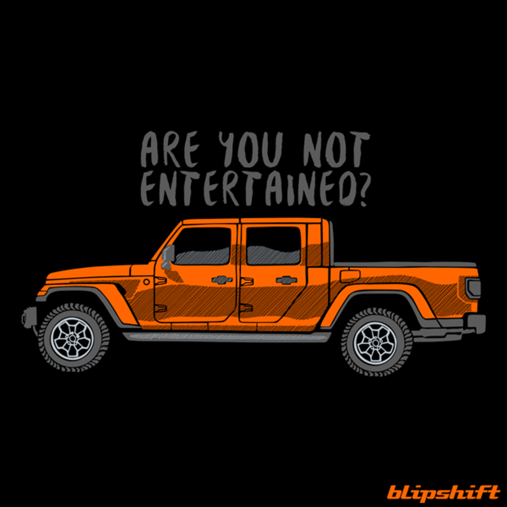 blipshift: Russell Crew Cab