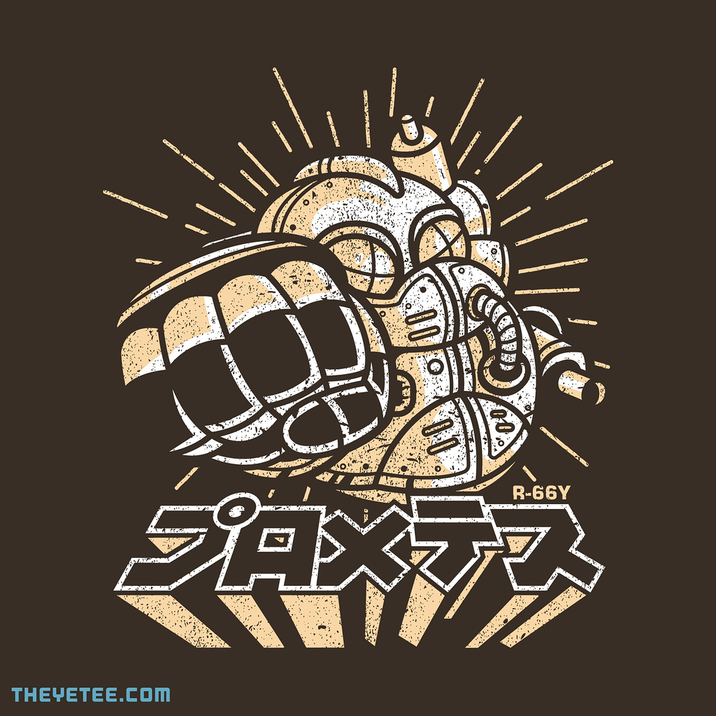 The Yetee: R-66Y