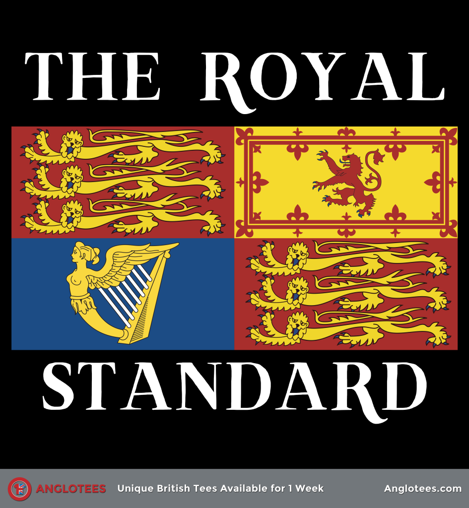 Anglotees: The Royal Standard