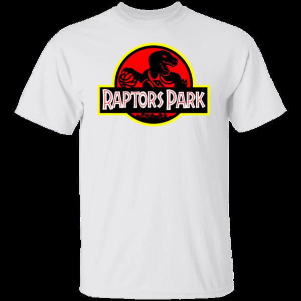 Pop-Up Tee: Raptors Park