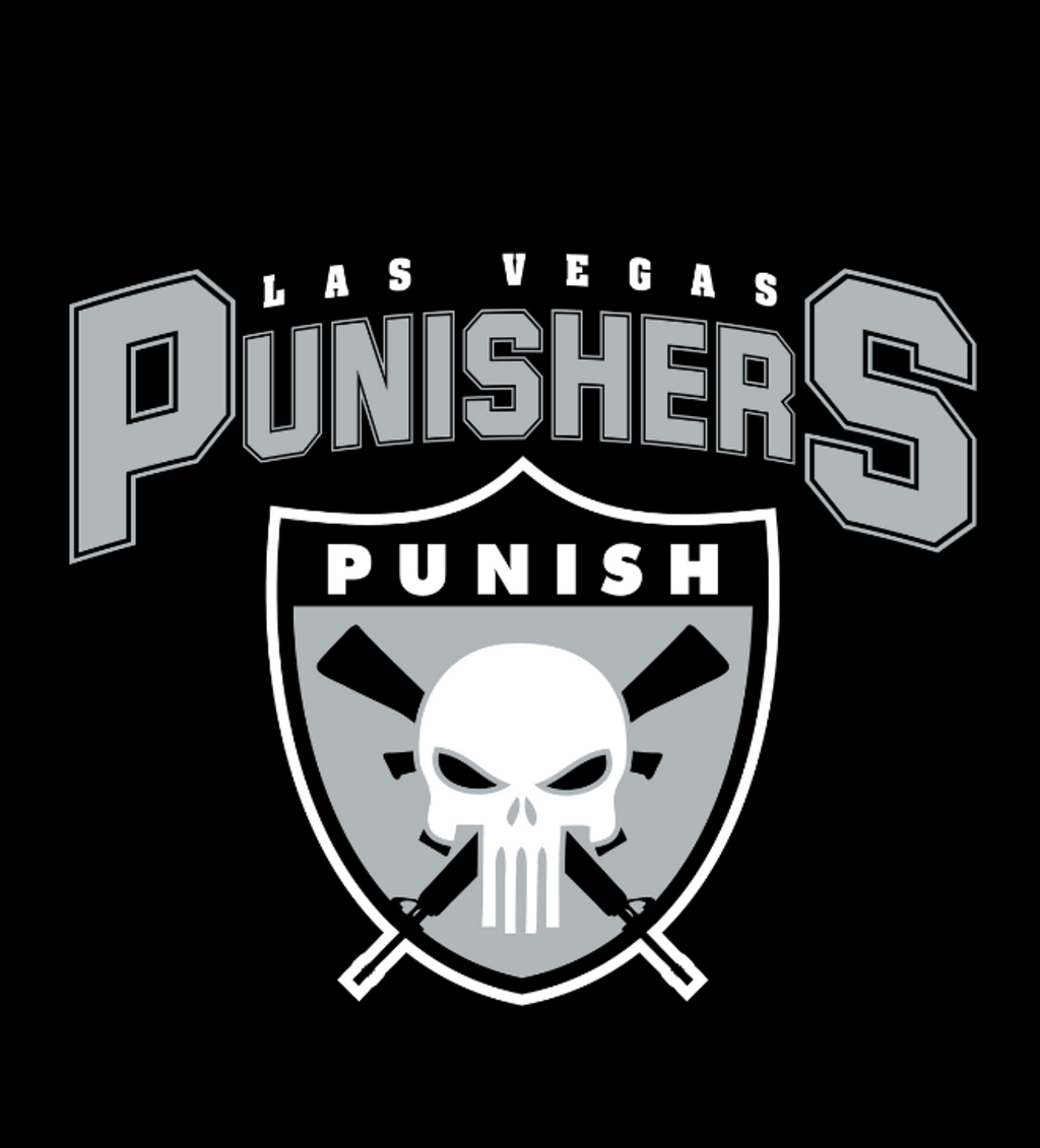 Shirt Battle: Las Vegas Punishers