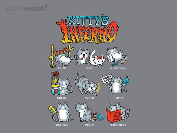 Woot!: Kitty's Inferno