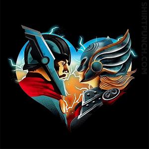 ShirtPunch: Love and Thunder