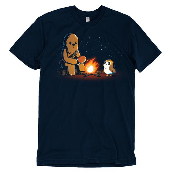 TeeTurtle: Midnight Snack Kids T-Shirt