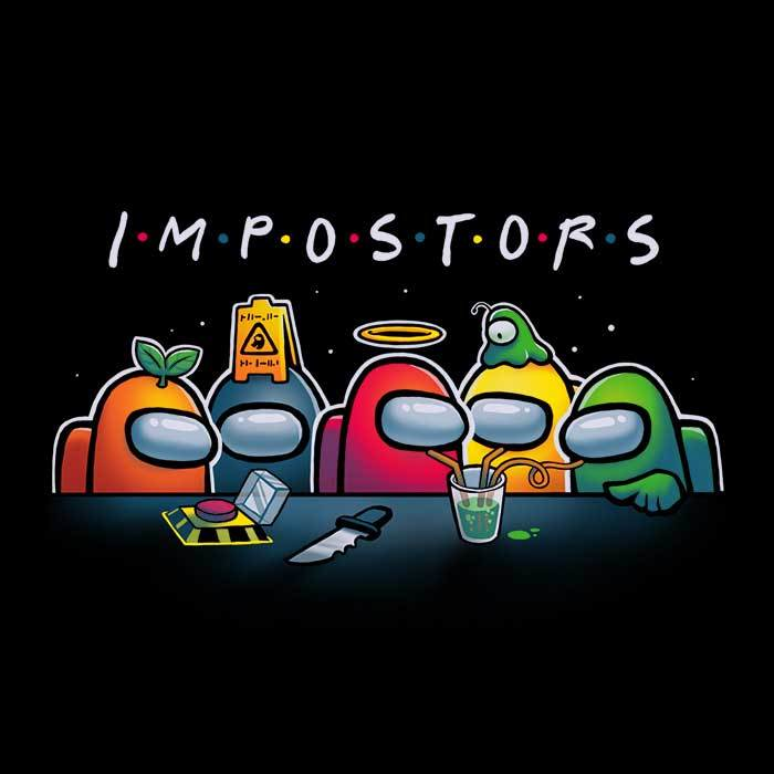 Once Upon a Tee: Impostors