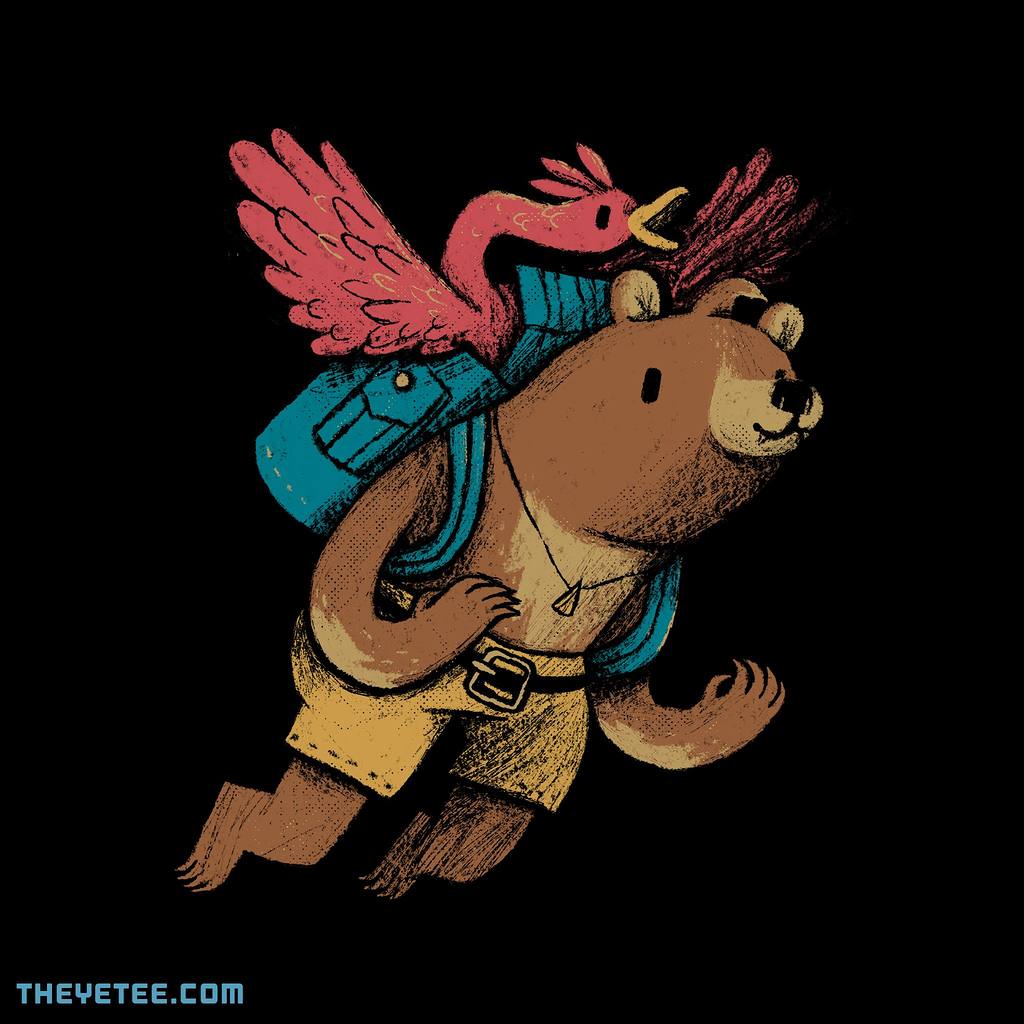 The Yetee: flight of the honey bear