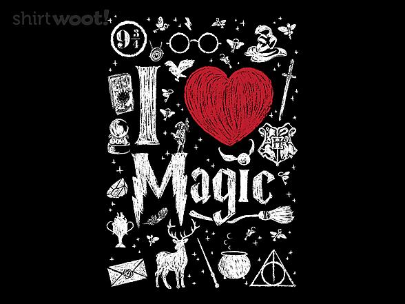 Woot!: I Love Magic