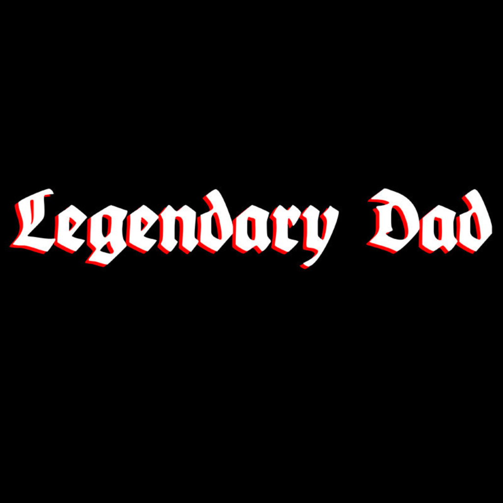 TeeTurtle: Legendary Dad