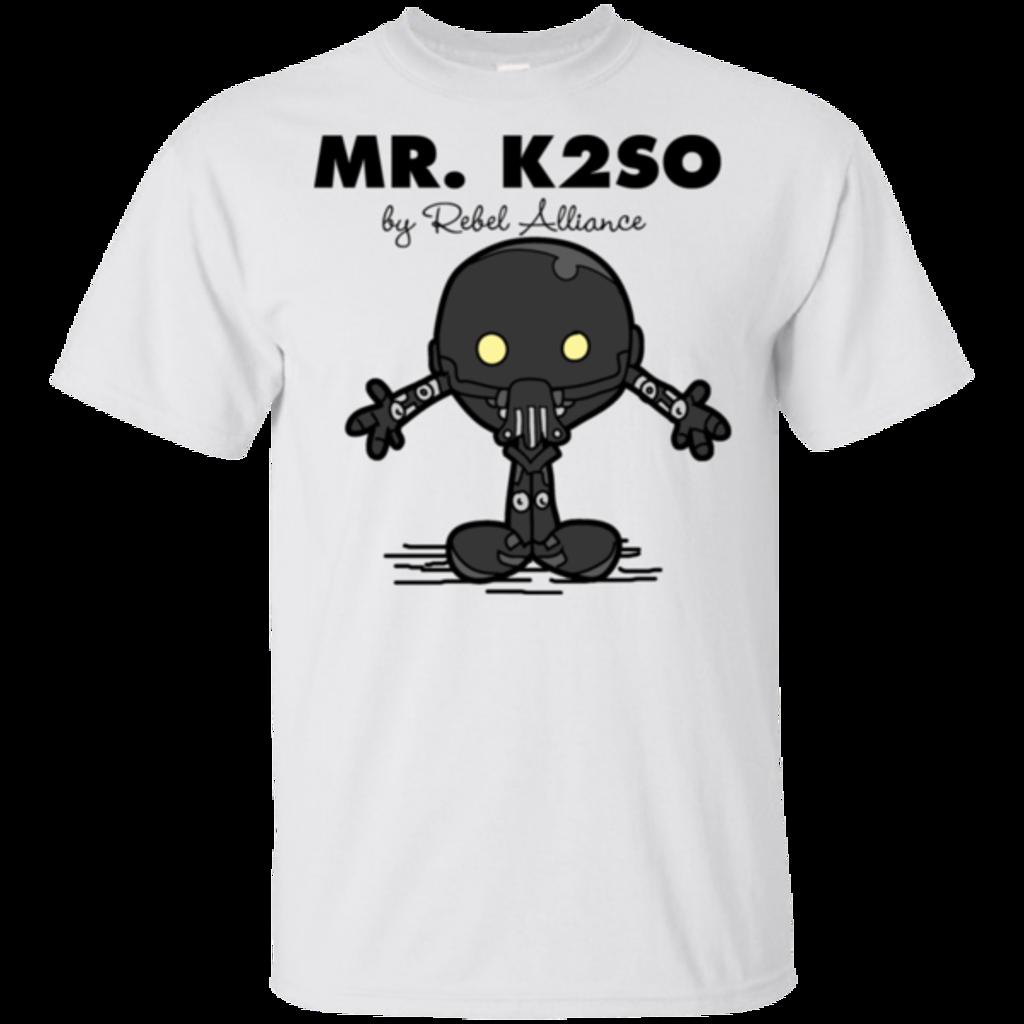 Pop-Up Tee: Mr K2SO
