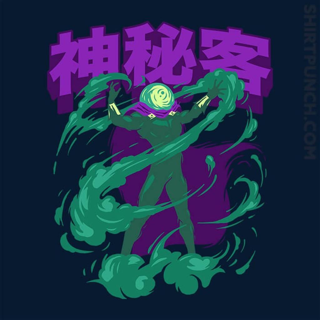 ShirtPunch: Mysterio