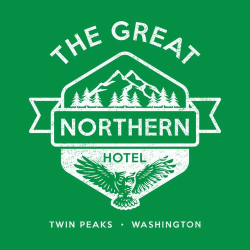 Five Finger Tees: The Great Northern Hotel T-Shirt