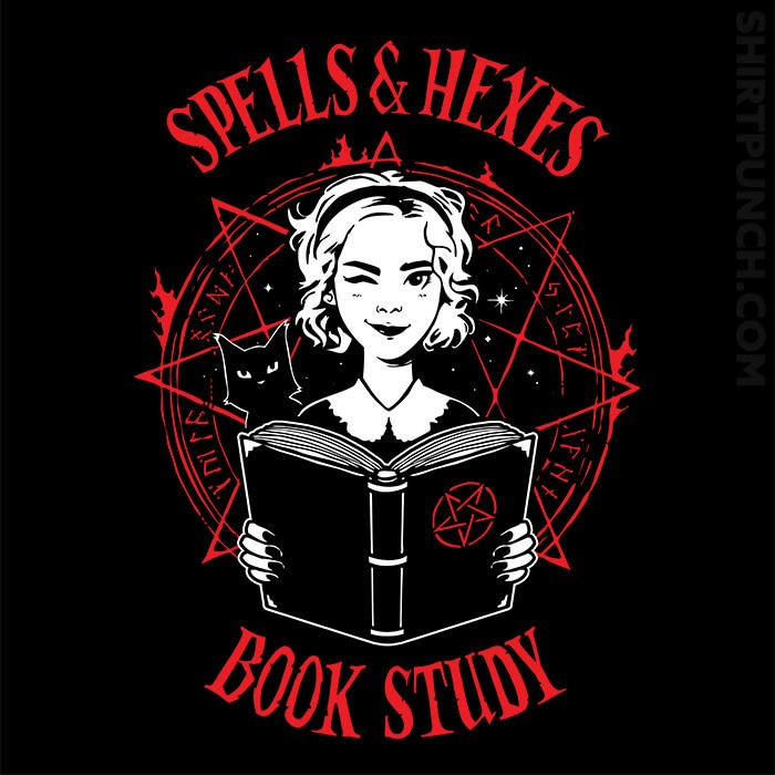 ShirtPunch: Sabrina Spells and Hexes