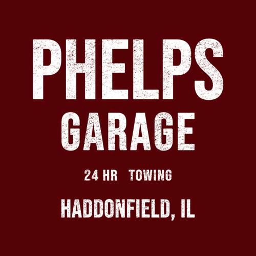 Five Finger Tees: Phelps Garage T-Shirt