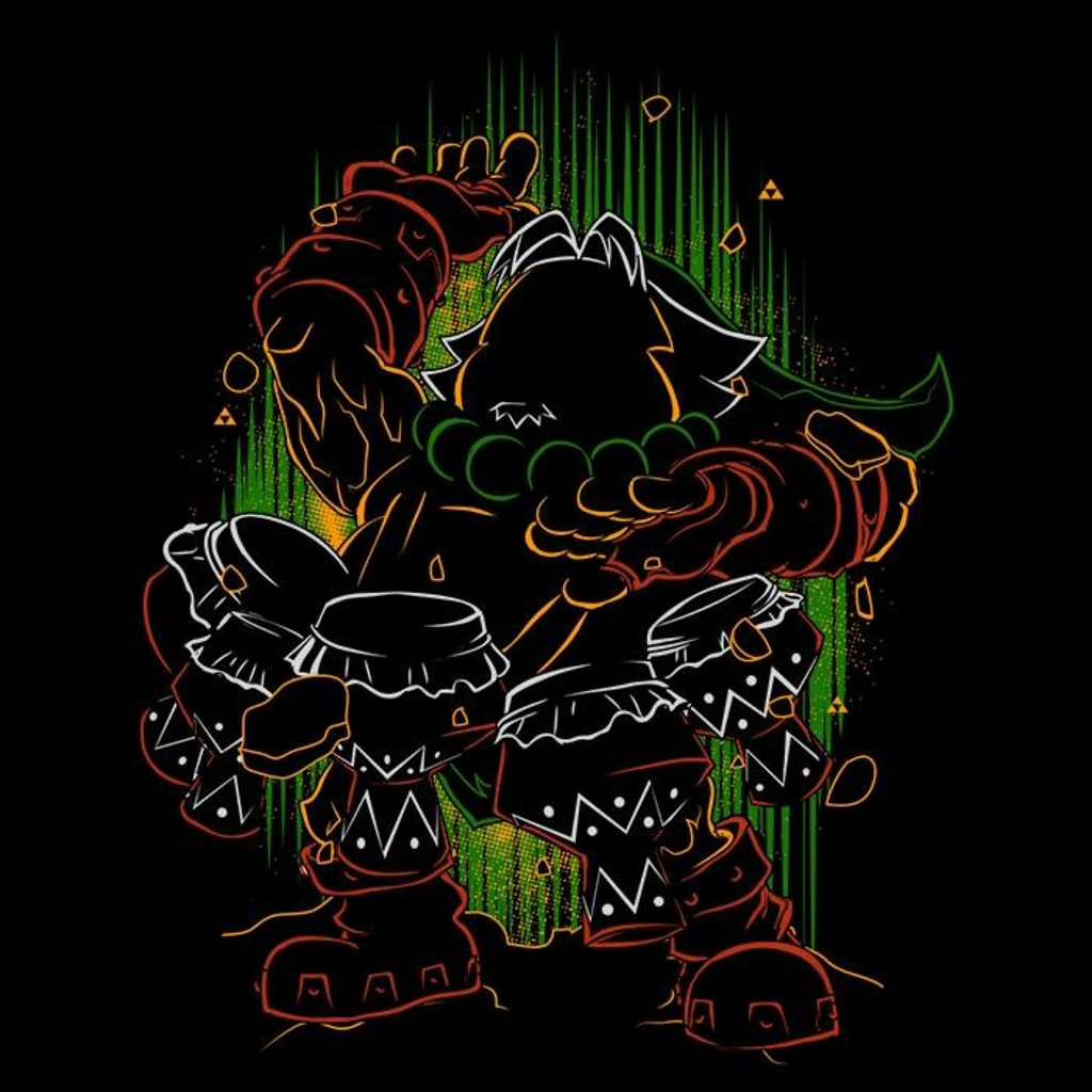 Once Upon a Tee: Shadow of the Goron