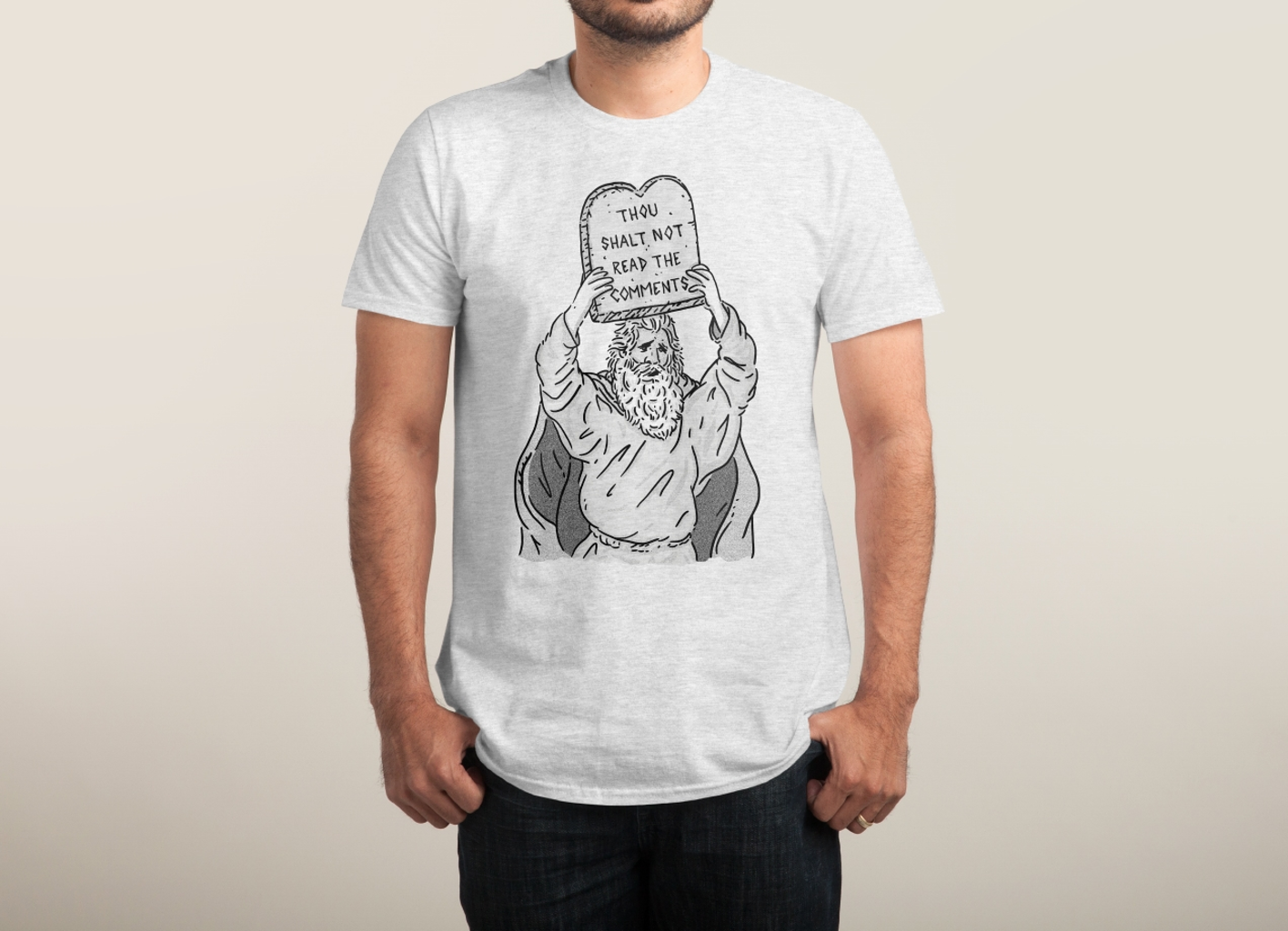 Threadless: The first Commandment of the Internet