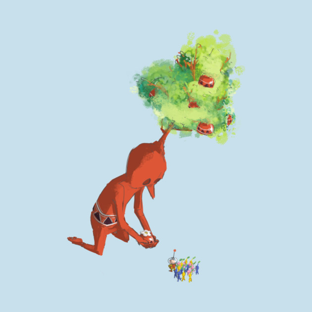 TeePublic: The Giving Tree