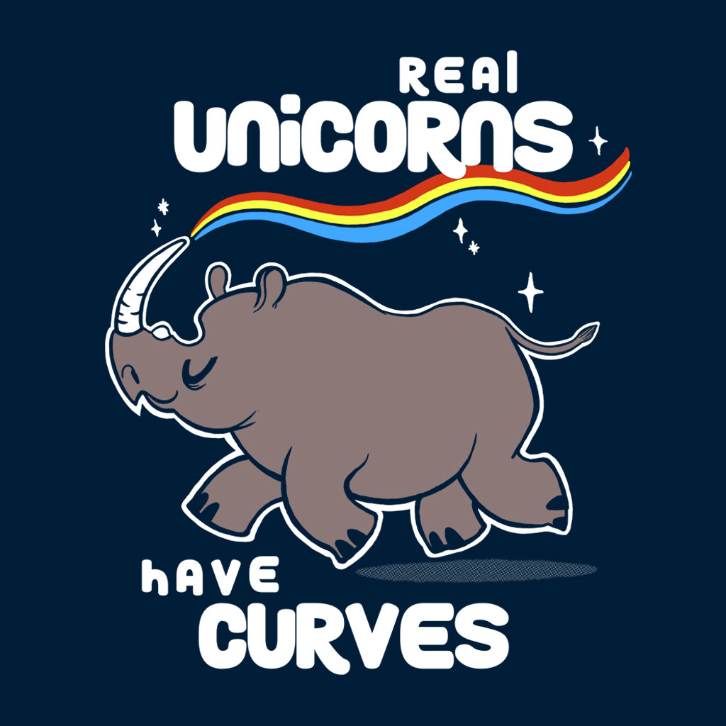 TeeTee: Real unicorns