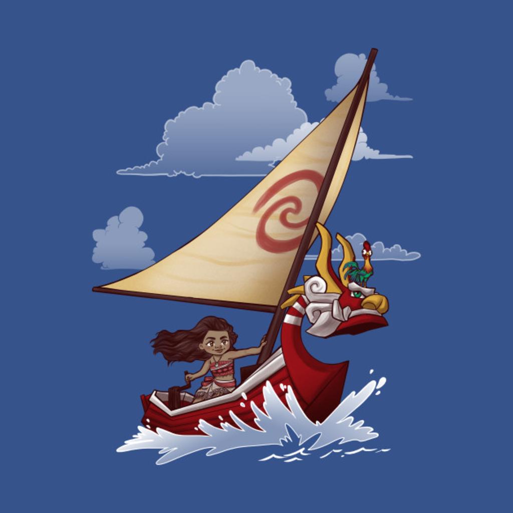 TeePublic: Water Waker T-Shirt