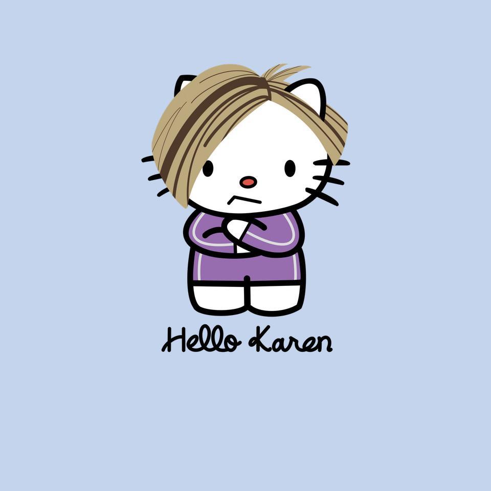 TeeFury: Hello Karen