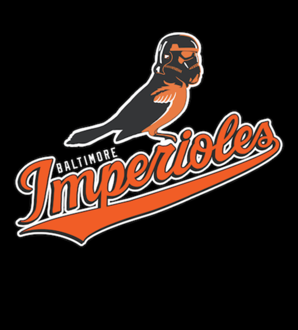 Shirt Battle: Baltimore Imperials
