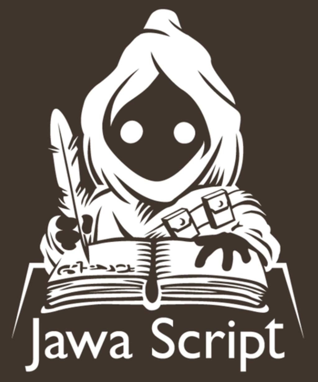 Qwertee: Jawa Script