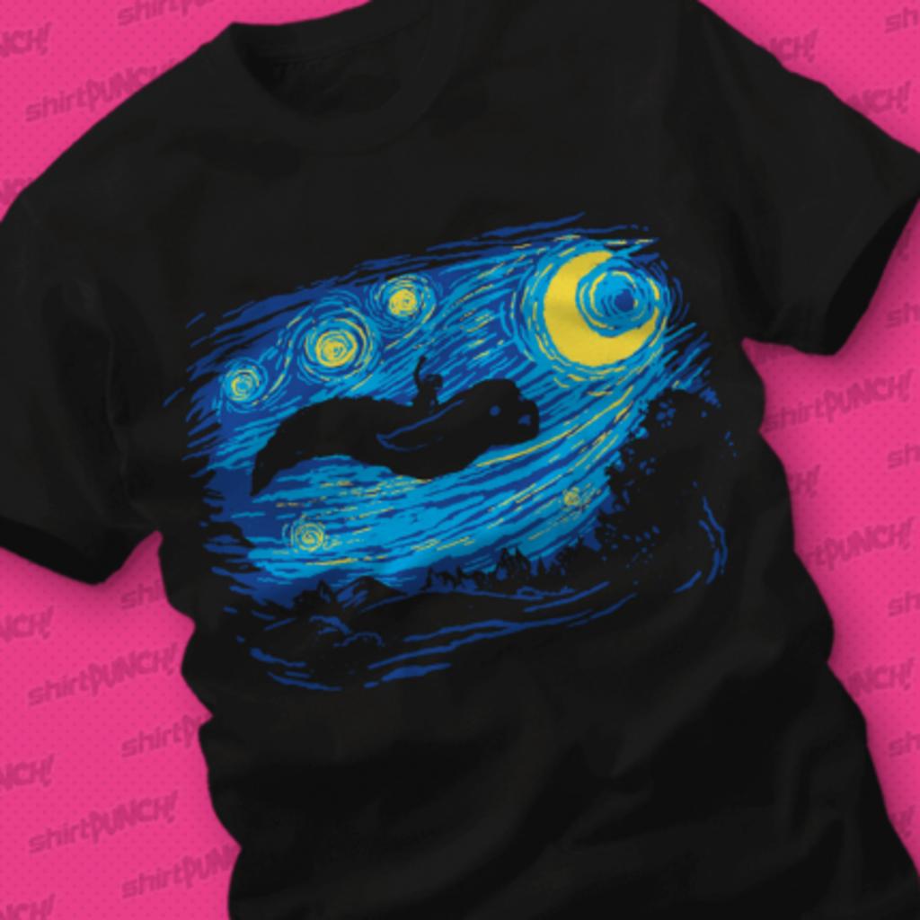 ShirtPunch: Neverending Night