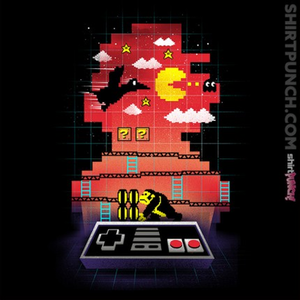 ShirtPunch: Retro Gaming