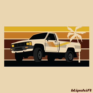 blipshift: Beachin' Ride