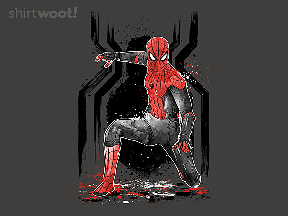 Woot!: Spider Suit