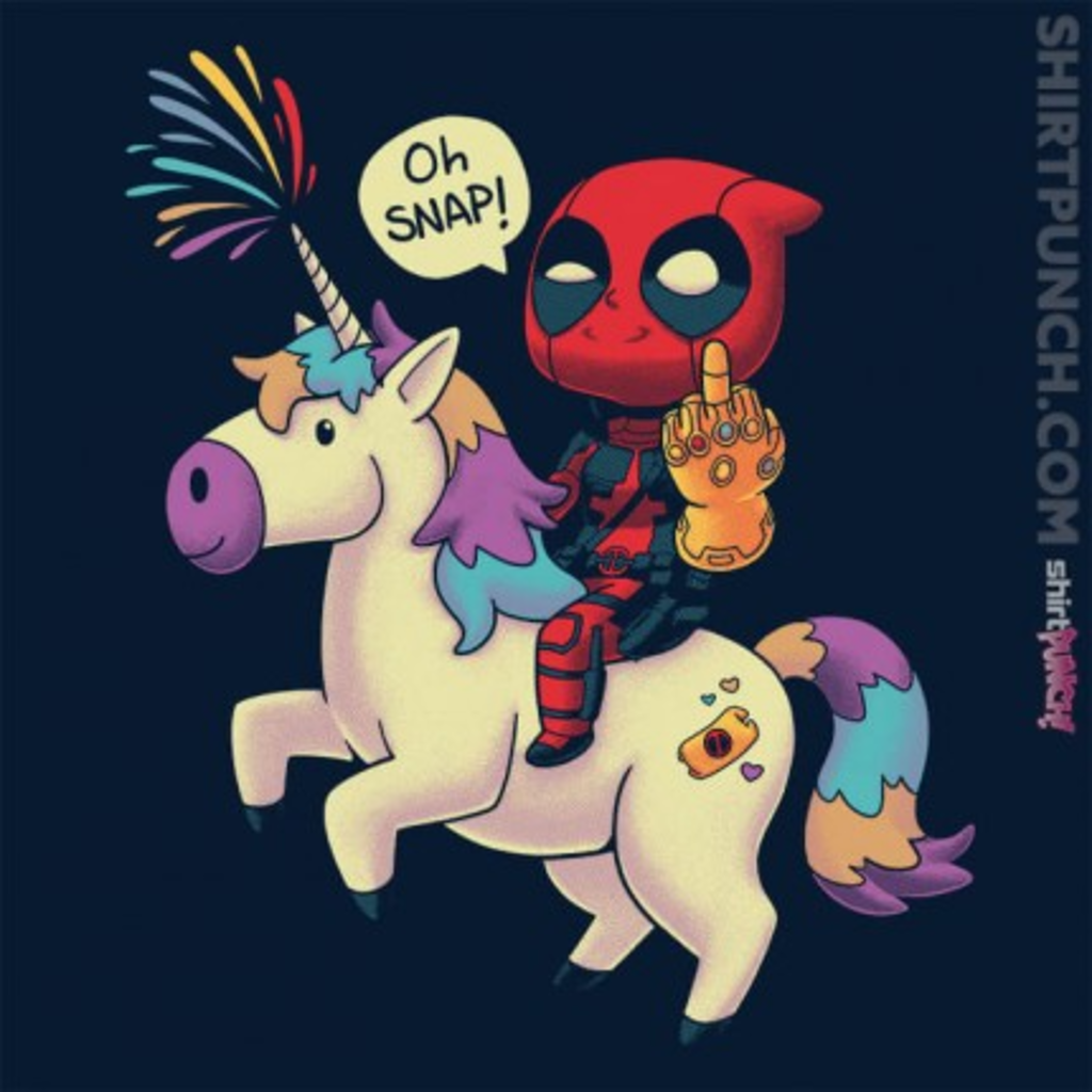 ShirtPunch: Infinity Chimichanga