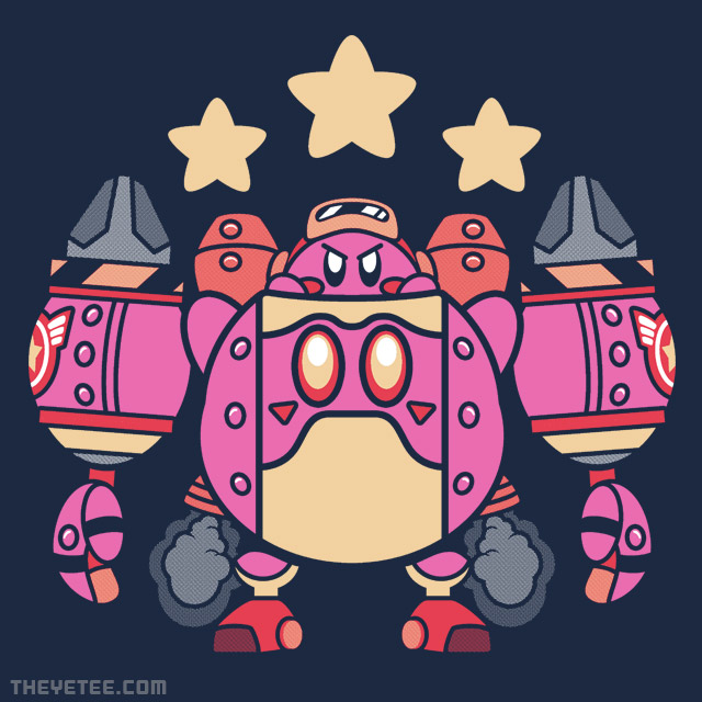 The Yetee: Puff Bot