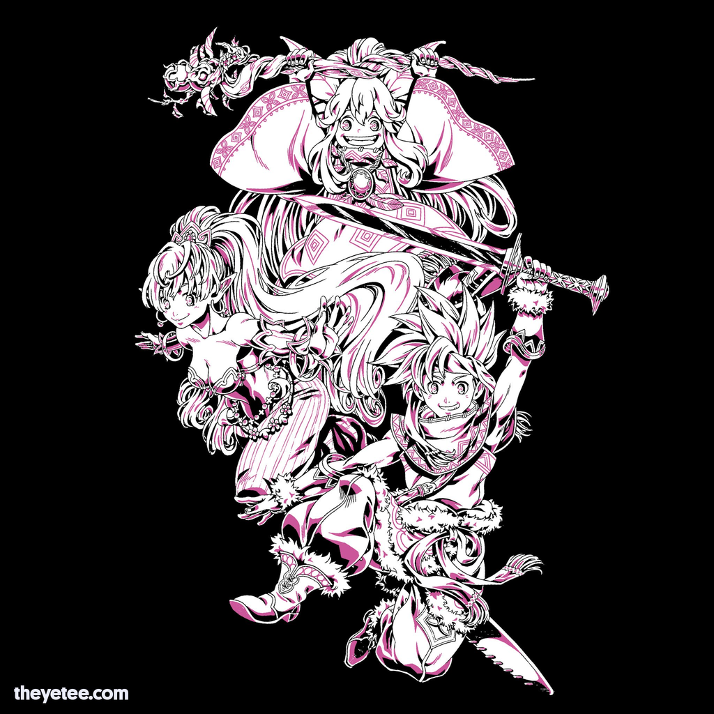 The Yetee: Elemental