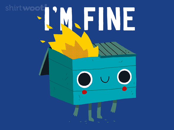 Woot!: This Is Fine Remix