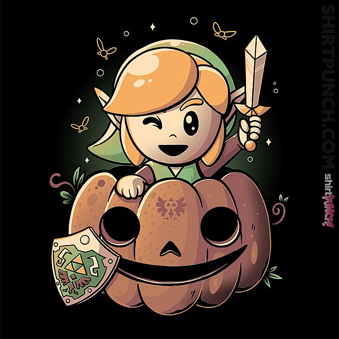 ShirtPunch: Awakening Pumpkin