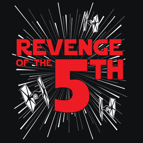 Textual Tees: Revenge of the 5th
