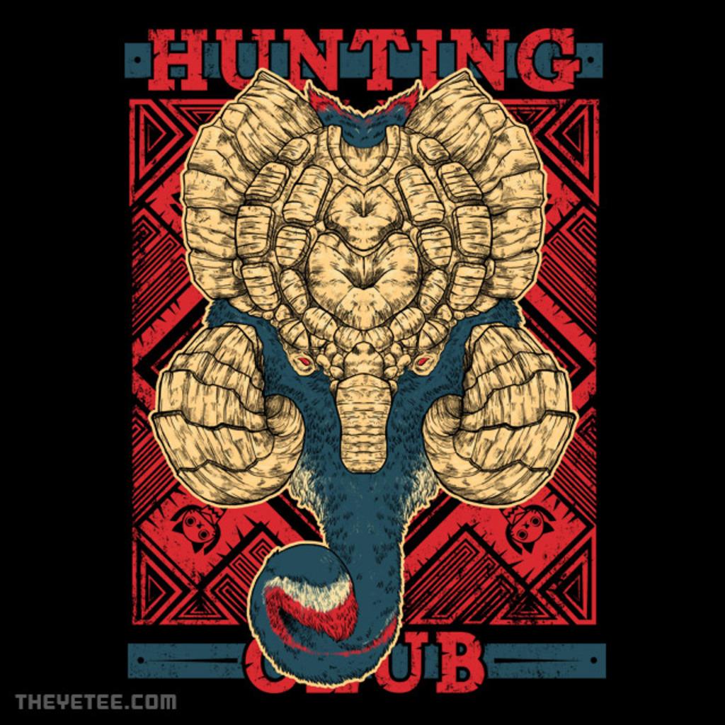 The Yetee: Hunting Club: Gammoth