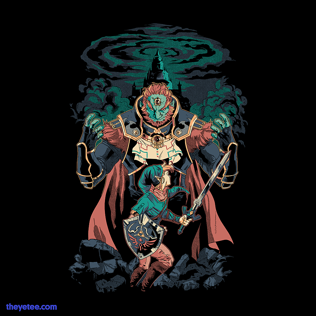 The Yetee: The Fall of Darkness