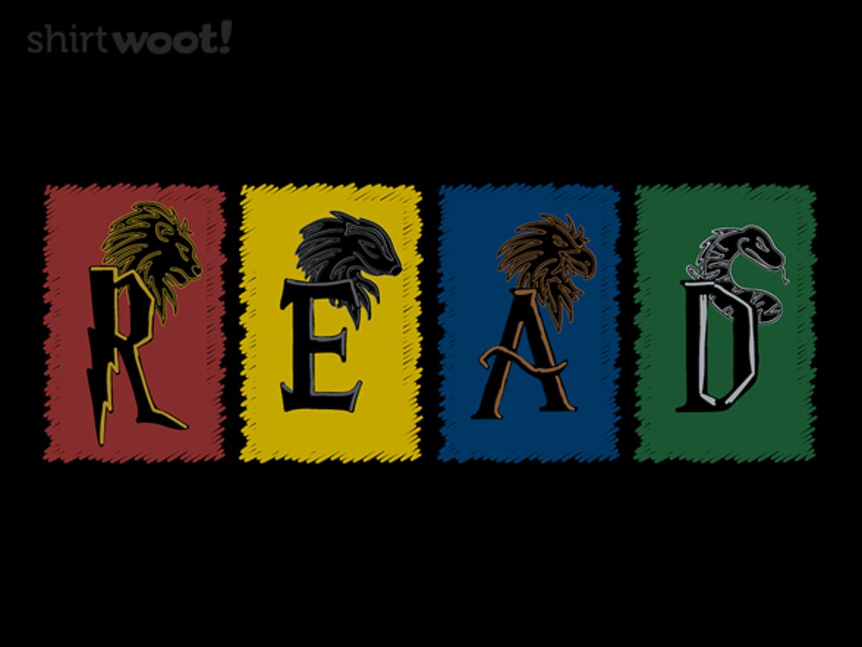 Woot!: Harry Reader