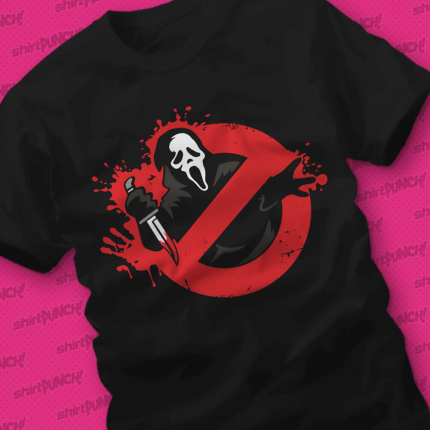 ShirtPunch: Scarebusters