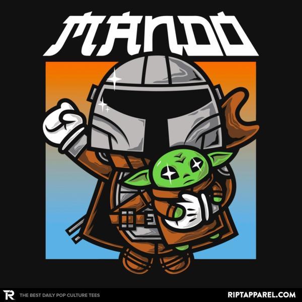 Ript: MANDO