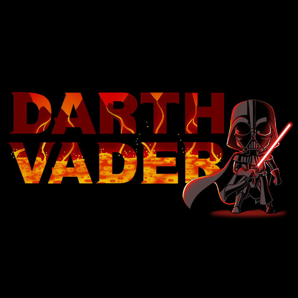 TeeTurtle: Darth Vader Shirt