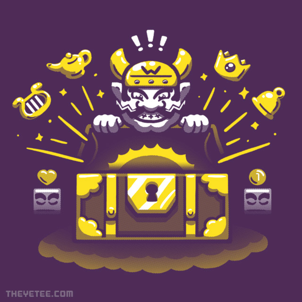 The Yetee: Treasure Trove