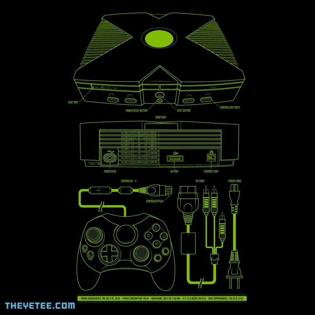 The Yetee: DirectX by Adam Rufino