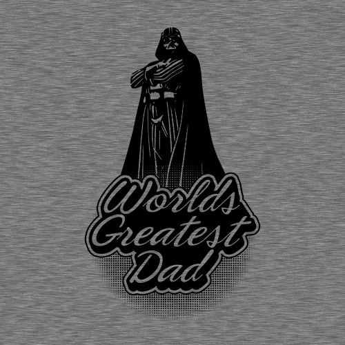 Five Finger Tees: Worlds Greatest Dad T-Shirt