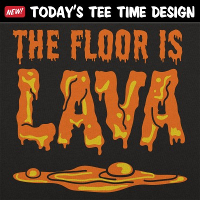6 Dollar Shirts: Lava