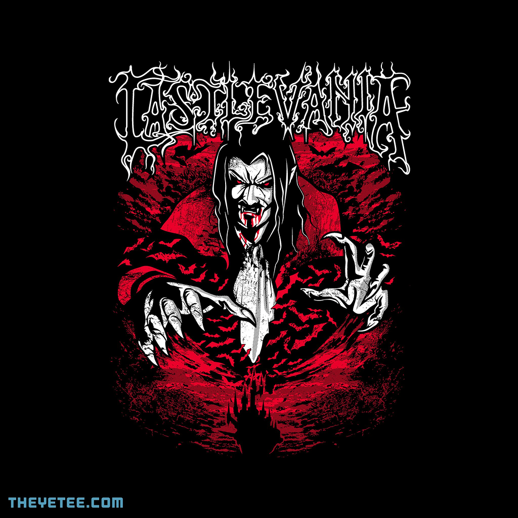 The Yetee: Dracula of the Night