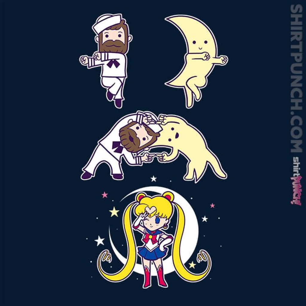 ShirtPunch: Sailor Fusion
