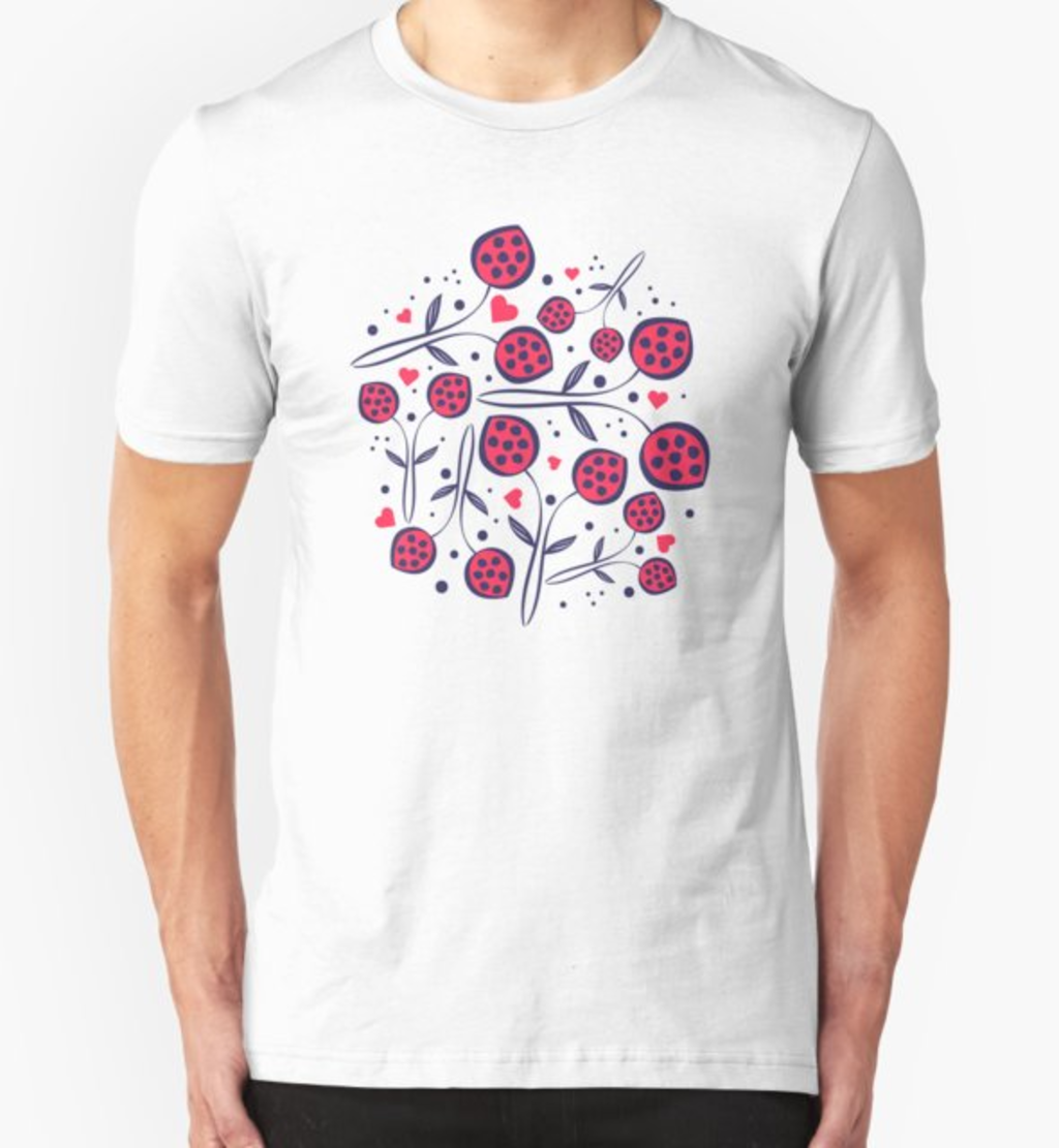 RedBubble: Seeds of Spring