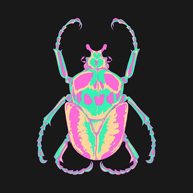 TeePublic: Crystal Beetle