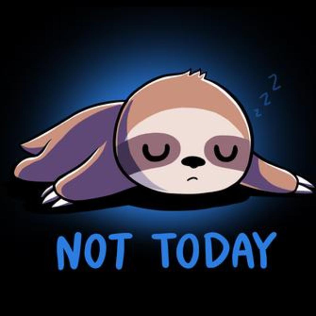 TeeTurtle: Not Today
